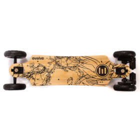 Evolve Bamboo GT All Terrain Electric Longboard
