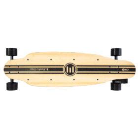 Evolve Bamboo One Electric Longboard
