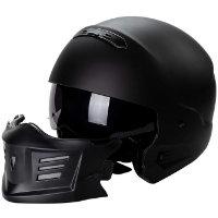 Noblemantech Full Face Helmet ($50 Off)